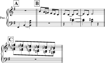 The Three Elements in Duckworth's Prelude VII from the